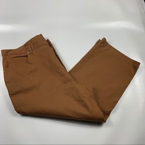 3FOR$20 ADDITONS by Chico's Capris Brown  Size: 3